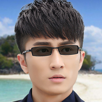 韩版复古超大框男女显瘦防紫外线太阳镜2018送眼镜链子