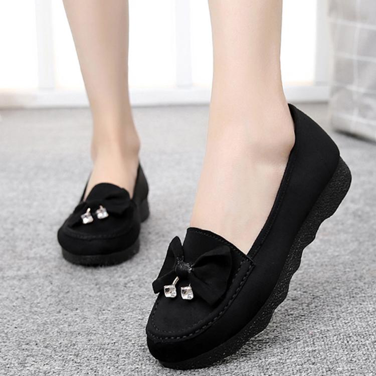 秋款妈妈鞋老北京