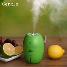 加湿器柠檬微型自动小型办公随身香薰灯车载家用便携迷你静音