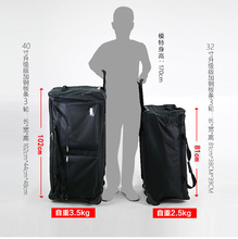 Ultra light going abroad Oxford trunk box large Cardan travel suitcase 253240 inch luggage suitcase bag boy