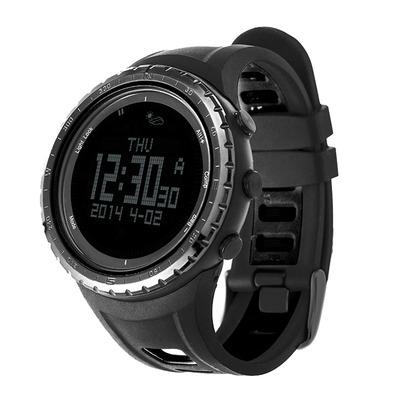 松路多功能气压手表海拔男女士户外登山计步钓鱼运动跑步智能手表十大品牌