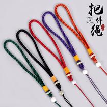 玉器线饰品珠宝线DIY极细红绳线0.4mm号玉线71捕梦网内网线DIY