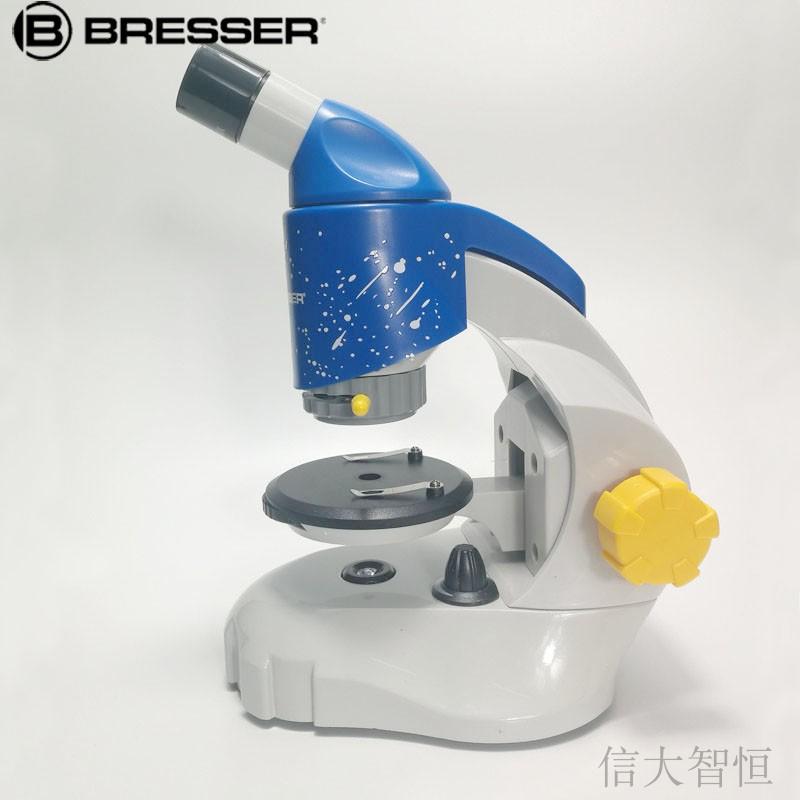 Bresser儿童体视显微镜生物小学生解剖镜科学实验连续变倍科普