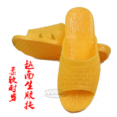 包邮 凉拖不臭脚鞋 夏季家居生胶拖鞋 经典 加厚款 越南天然橡胶拖鞋