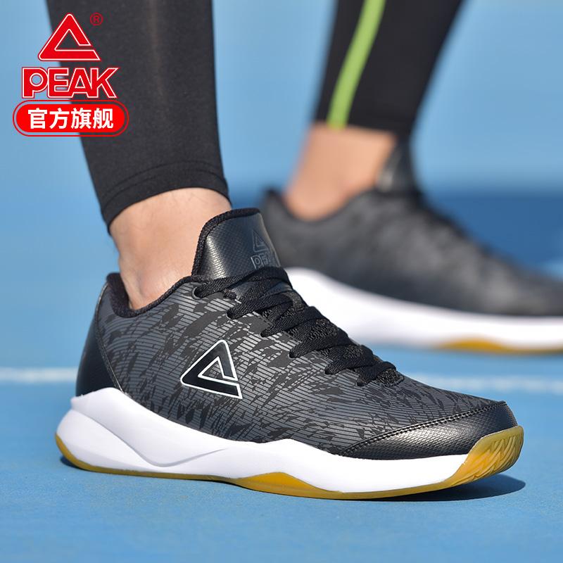 匹克篮球鞋男鞋低帮夏季新款耐磨防滑水泥地战靴休闲轻便运动鞋男