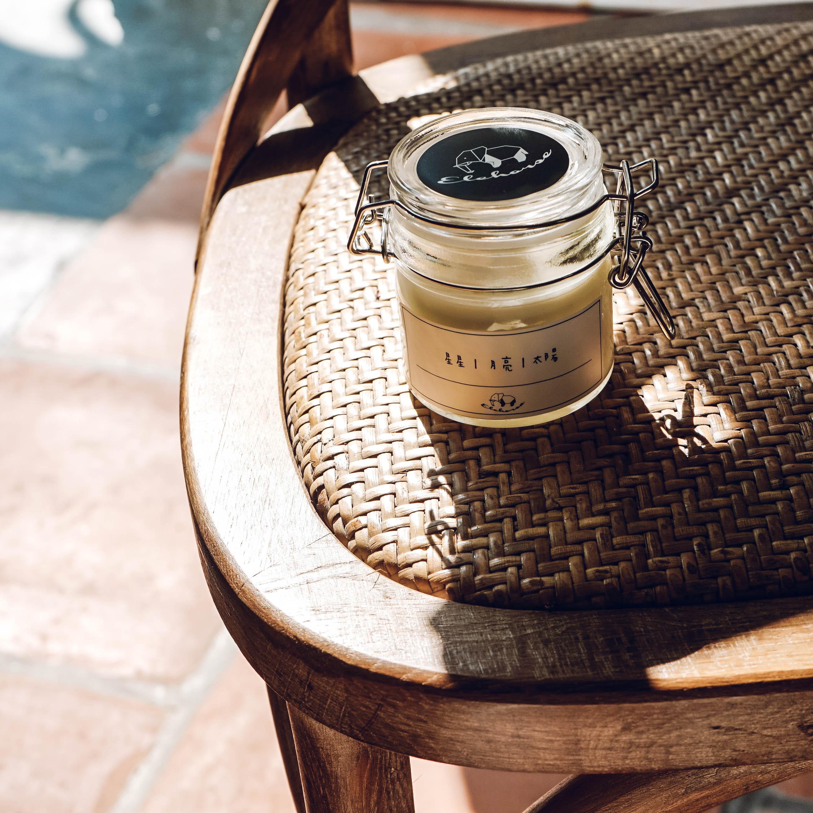 ElehorseStudio香薰蜡烛旅行装,送朋友摆件伴手礼礼物