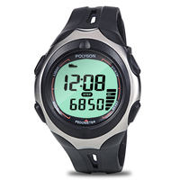 Polygon3D electronic pedometer watch bracelet student middle and old aged fitness walking running watch