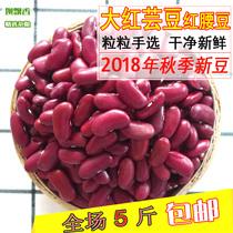没有添加剂红小豆陕北农家红豆