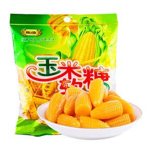 马大姐玉米软糖过年年货小零食200g8090怀旧零食婚庆软糖新年糖果