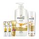 潘婷洗发水乳液修护750ml+400ml护发素+80ml*2+70ml
