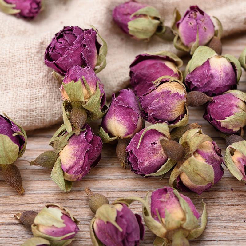 新疆和田玫瑰花茶 特级 纯天然沙漠野生大马士革玫瑰花干花泡茶