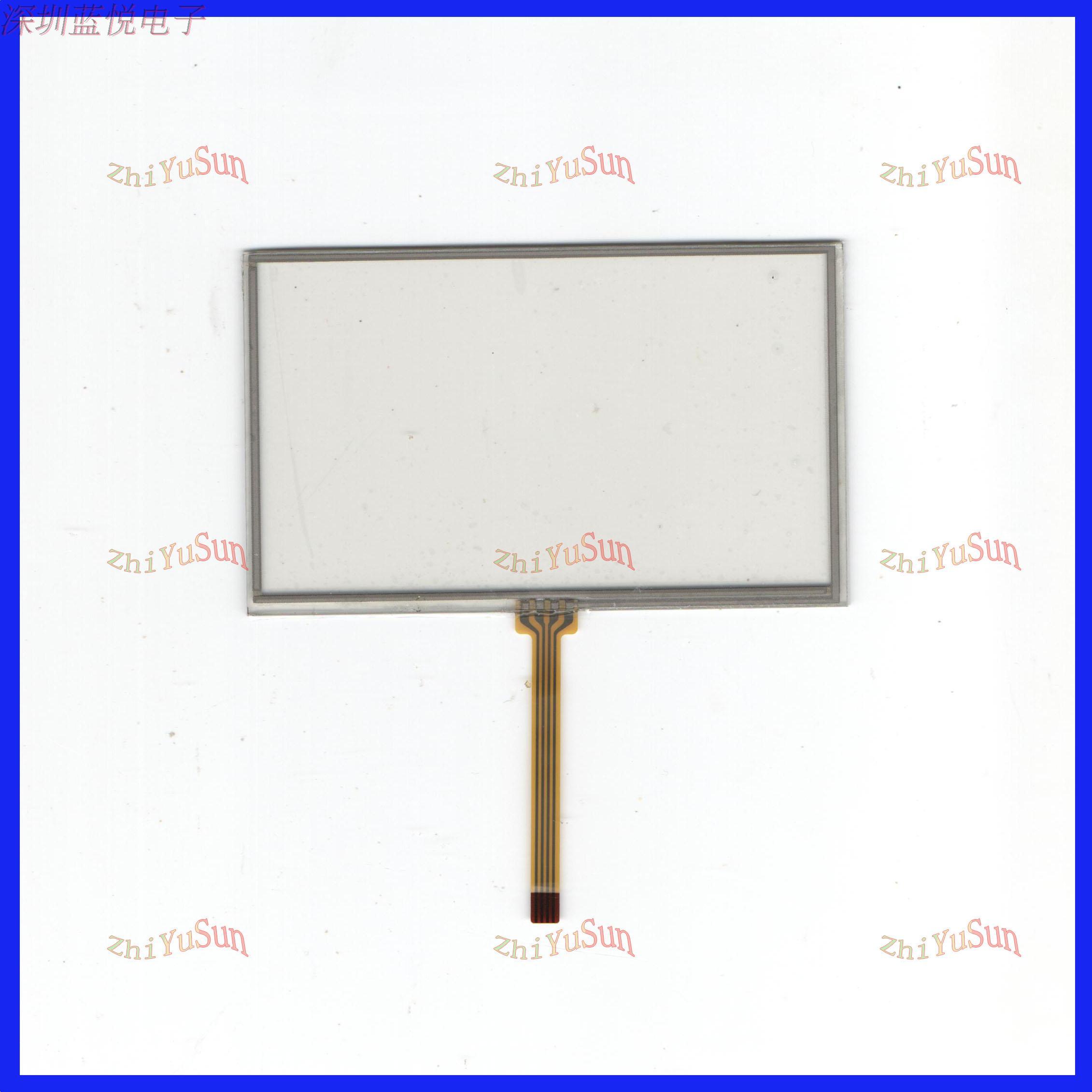 4.3寸通用触摸手写外屏幕 四线电阻 HLD-TP-1467 中间出线 插接