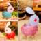 中秋节兔子灯笼diy手工制作材料 古风玉兔幼儿园儿童自制材料包纸