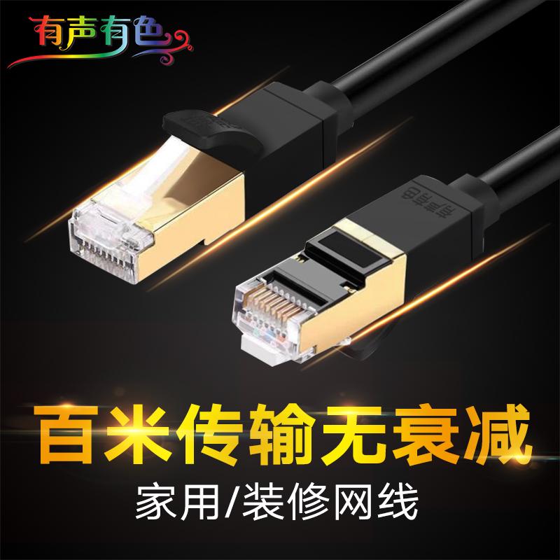 光纤宽带网线