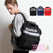 日本代购 正品Reebok/锐步潮流休闲男女运动户外旅行双肩包背包
