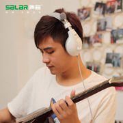 Salar / Sonar A566 Headset Desktop Computer Headsets E-sports Game with Mai Microphone Subwoofer