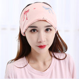 Do the moon hat summer thin after the whole cotton breathable spring pregnant pregnant woman fashion maternity headscarf spring and summer supplies