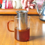 Tea leak 304 stainless steel tea filter stainless steel filter liner tea tea set accessories food grade
