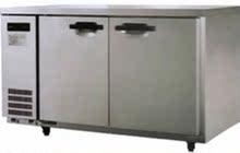 大连三洋松下1.5M台式风冷商用冷冻操作冰箱 卧式双门工作台冰箱
