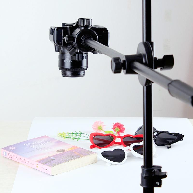 支架微单支架俯拍单反相机录视频三脚架