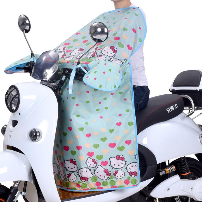 防风被电动车摩托车