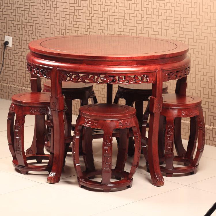 明清实木桌子