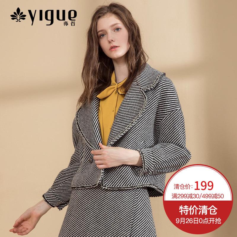 韩版短装外套冬装