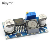 Risym LM2596HVS-ADJ adjustable DC-DC step-down regulated power supply module with wide voltage input range