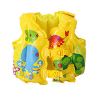 INTEX children's life jackets Children's buoyancy vest vest inflatable swimwear help swimwear baby buoyancy suit
