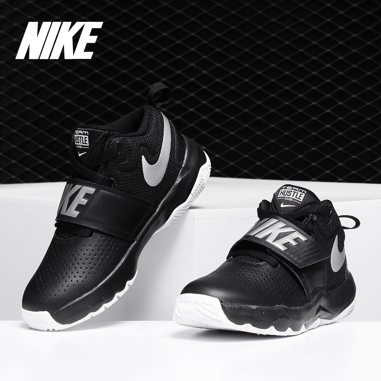 Nike/耐克正品 2019夏季新款儿童运动男童女童小童篮球鞋881942