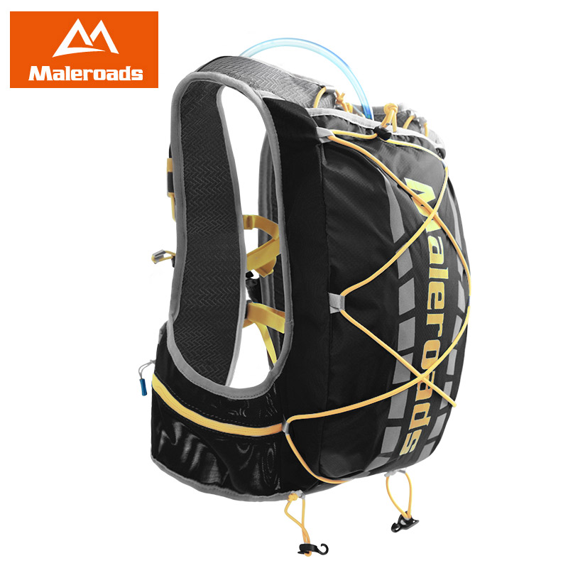 迈路士 超轻贴身户外跑步背包男女越野跑装备马拉松水袋骑行背包