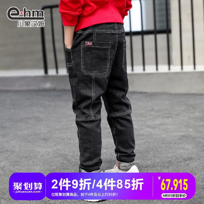 男童冬天裤