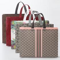 服装店袋子男女装包装袋高档礼品袋商品手提袋无纺布袋鞋子购物袋