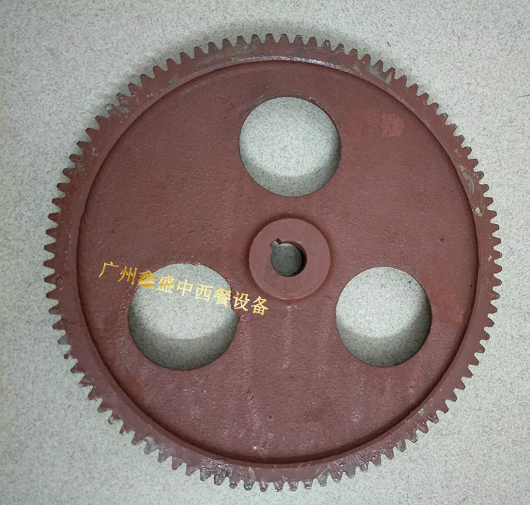 永强压面机大齿轮YQ25A/30A/35A/40A/60A/65A商用面条机配件齿轮