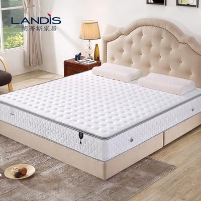 双人床垫弹簧床垫双十二