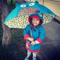 美国专柜正版Skip儿童hop雨衣防风雪衣宝宝加绒 保暖 男女童雨披
