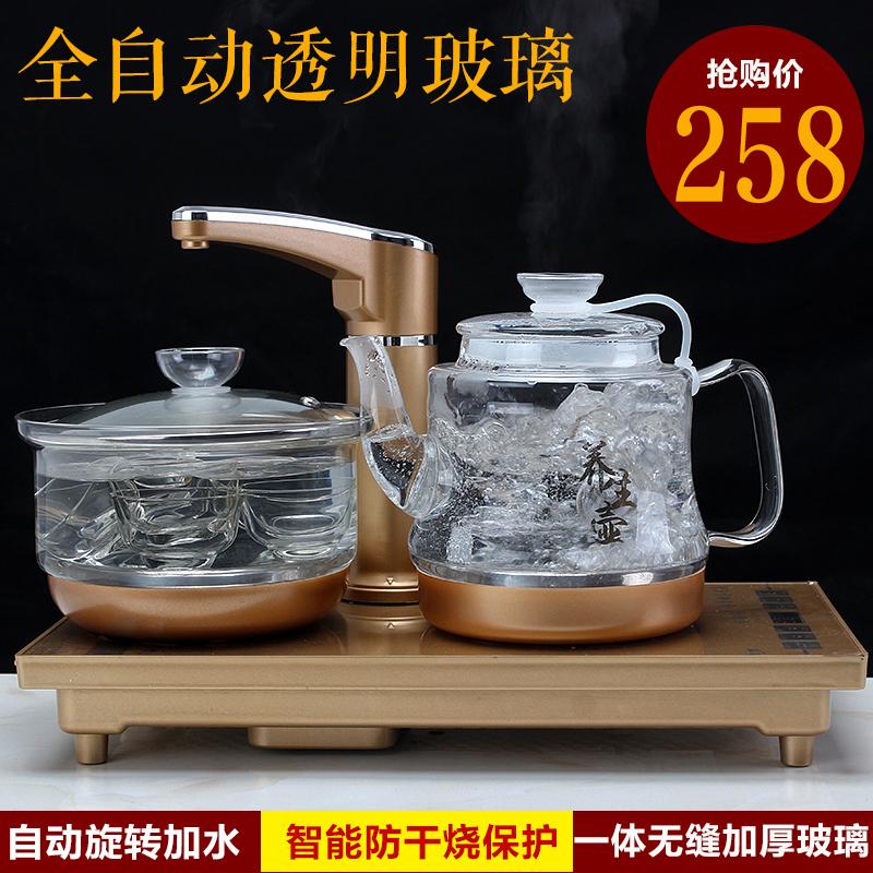 功夫茶电磁炉玻璃