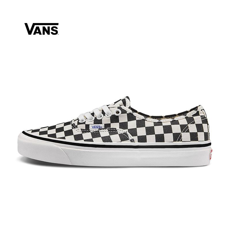 Vans范斯 经典系列 Authentic帆布鞋 安纳海姆低帮男女官方正品