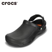 Crocs卡骆驰男女鞋毕斯拓Pro BistroPro防滑功能专业工作鞋|15010