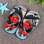 卡通夏小孩夹脚拖鞋 中大童防滑软底潮宝宝鞋 可爱韩版 男童人字拖鞋