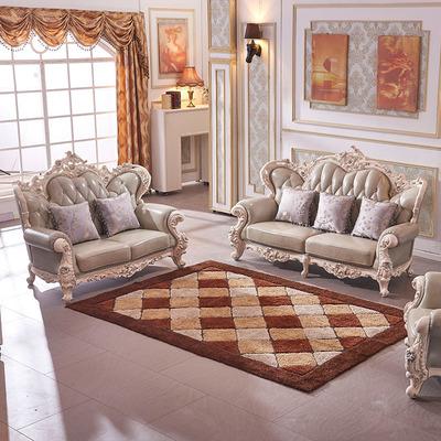 现代品牌真皮沙发