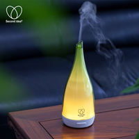 Ultrasonic aromatherapy machine home bedroom incense incense burner non-sleeping aromatherapy humidifier plug-in aromatherapy lamp oil lamp