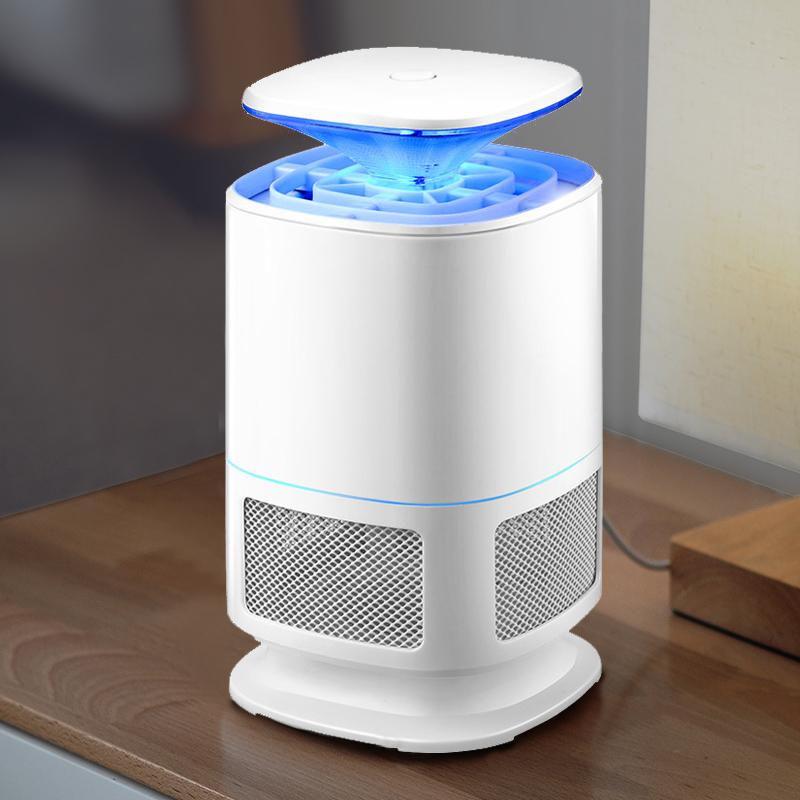 驱蚊器灭蚊神器灭蚊灯家用无辐射静音室内卧室捕蚊子一扫光婴儿童