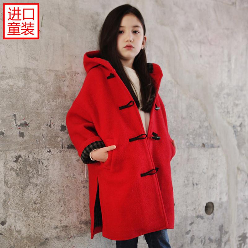 韩国进口女童大衣
