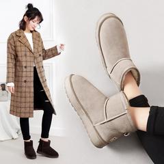 棉靴加厚女