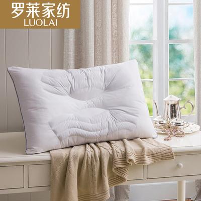 罗莱家纺单人枕心枕头成人枕芯护颈靠枕决明子荞麦呵护枕【预售】