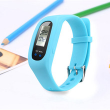 运动跑步计步器手环手表走路卡路里运动手表3d电子计步器男女 新款
