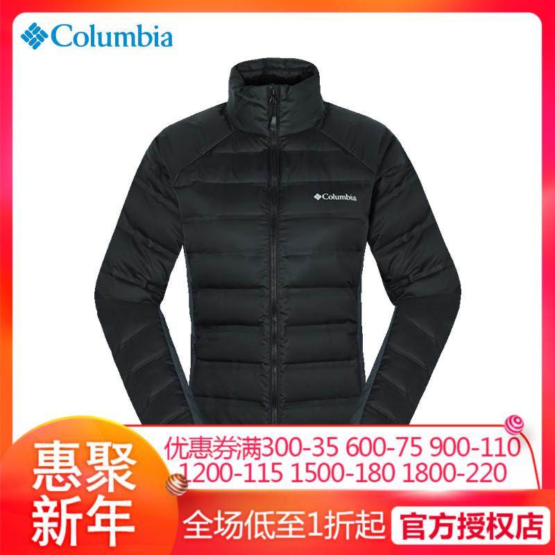 2018秋冬新品Columbia哥伦比亚女户外保暖舒适650蓬羽绒服WR0152