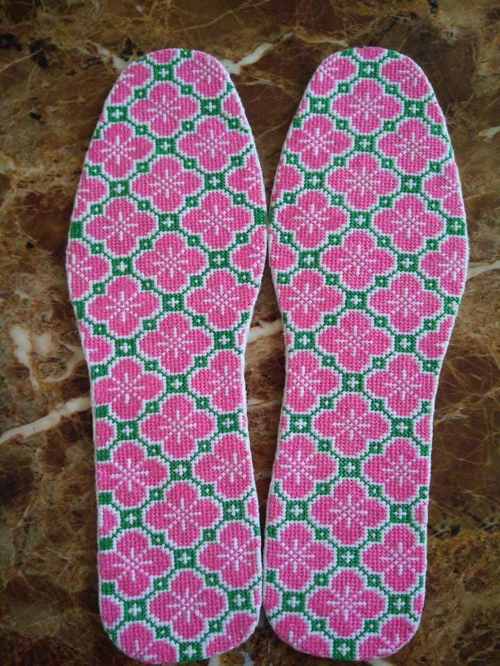 Стельки для комфорта обуви Артикул 523134814579