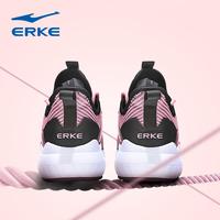 鸿星尔克运动鞋女鞋夏季新款轻便休闲防滑跑步鞋 时尚潮流百搭鞋